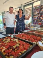 Tenisový turnaj a škola varenia AKCENTA 2021 (Trnava)